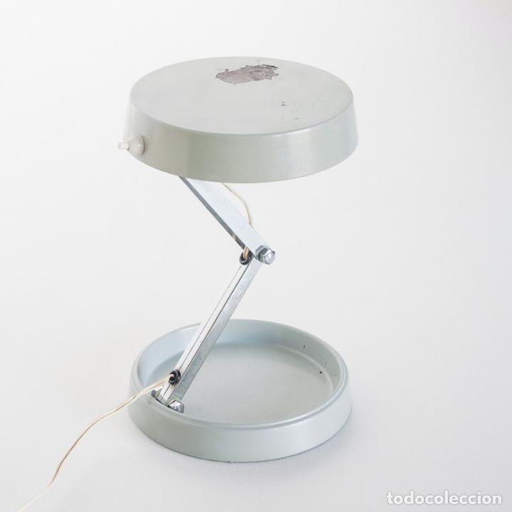 Vintage: Lámpara de sobremesa GEI, modelo Short. España, años 60 - Foto 2 - 221791320