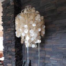 Vintage: LAMPARA DE DISEÑO .VERNER PANTON. Lote 221955983