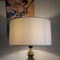 Vintage: LAMPARA DE MANISES. Lote 225378930