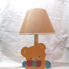 Vintage: LAMPARITA SOBREMESA INFANTIL DE LA FIRM PICAFUSTA. Lote 226257130