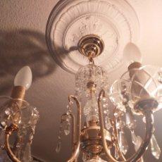 Vintage: LAMPARA TECHO. Lote 228582653