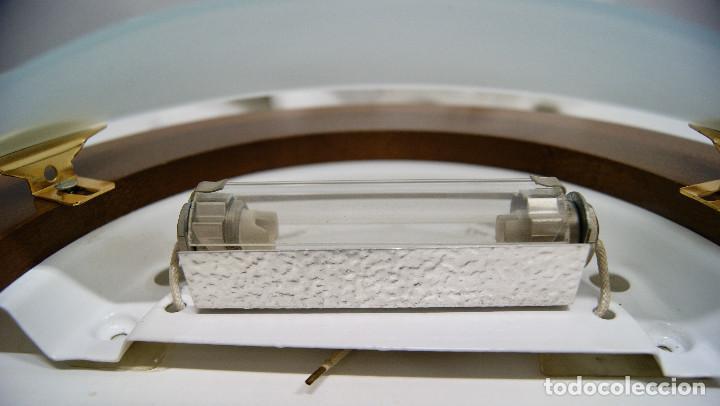 Vintage: Aplique madera y cristal - Foto 7 - 228931085