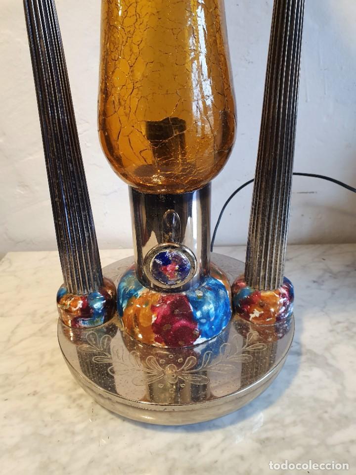 Vintage: LAMPARA QUINQUE VINTAGE - Foto 2 - 229474835