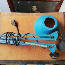 Vintage: FLEXO METAL.. FASE.. SIN USO... COMPLETO Y SIN FALTAS.. SIN USO.. AZUL TURQUESA. Lote 230698320
