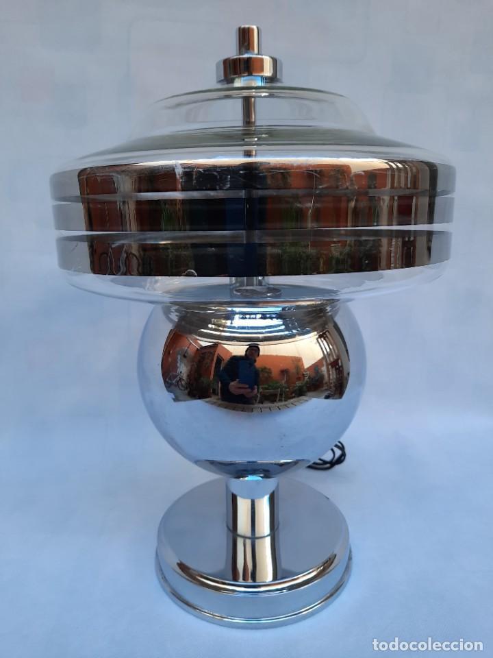LAMPARA DE DISEÑO AÑOS 70- (Vintage - Lámparas, Apliques, Candelabros y Faroles)