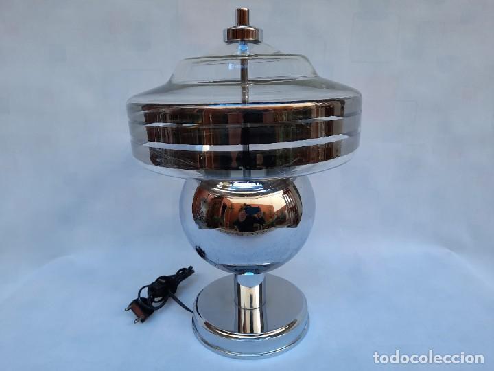 Vintage: lampara de diseño años 70- - Foto 3 - 235330385