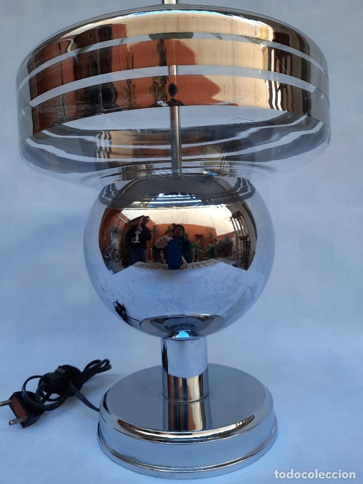 Vintage: lampara de diseño años 70- - Foto 4 - 235330385