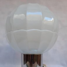 Vintage: LAMPARA DE MESA DE DISEÑO-. Lote 235445185