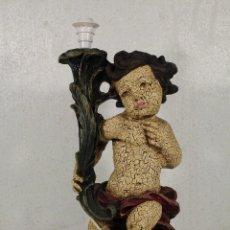 Vintage: LAMPARA ANGEL. Lote 236687040