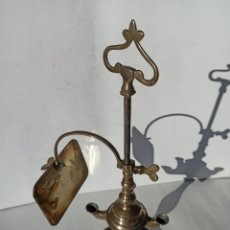 Vintage: LAMPARA VELON DE ACEITE. Lote 240491945