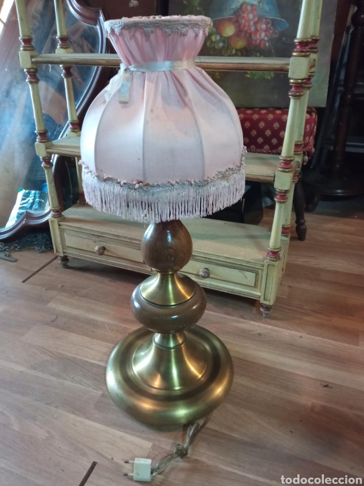 Vintage: Lampara de mesa. - Foto 2 - 242886420