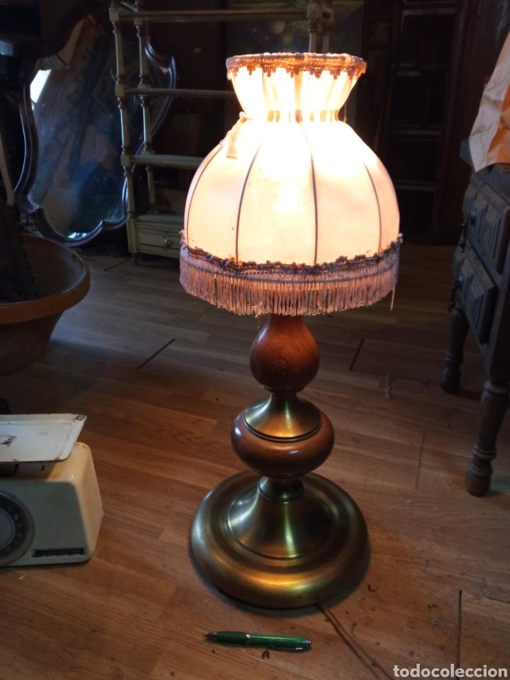 LAMPARA DE MESA. (Vintage - Lámparas, Apliques, Candelabros y Faroles)