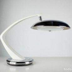Vintage: DIFUSOR LAMPARA FASE BOOMERANG 64 RECAMBIOS PLÁSTICO CONSUL 66. Lote 275960313