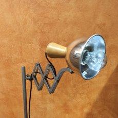 Vintage: LAMPARA DISEÑO SPACE AGE RETRO. Lote 243926375