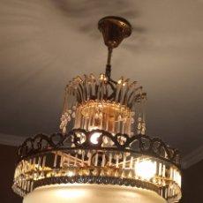 Vintage: LAMPARA VINTAGE. Lote 244919385