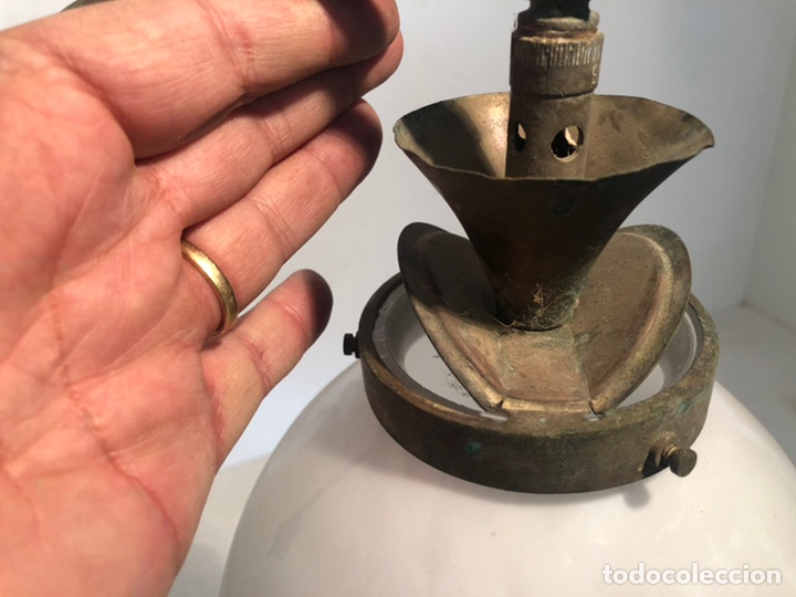 Vintage: LUZ O APLIQUE DE PARED DE GAS ANTIGUO. - Foto 9 - 247941020