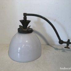 Vintage: LUZ O APLIQUE DE PARED DE GAS ANTIGUO.. Lote 247941020