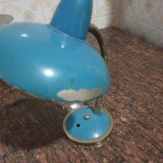 Vintage: LAMPARA FLEXO SOBREMESA AÑOS 60. Lote 253416215