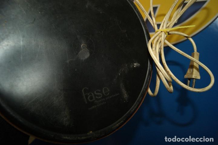 Vintage: Flexo vintage reclinable vintage - retro años 70- marca FASE - 57 cm de altura - Foto 7 - 253572920