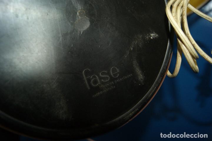 Vintage: Flexo vintage reclinable vintage - retro años 70- marca FASE - 57 cm de altura - Foto 8 - 253572920