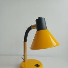 Vintage: LAMPARA DE MESA DE DISEÑO. AÑOS 70.. Lote 253821120