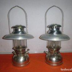 Vintage: LAMPARAS PETROMAX. Lote 254063020