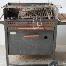 Vintage: BARBACOA CON RUEDAS. Lote 254484710
