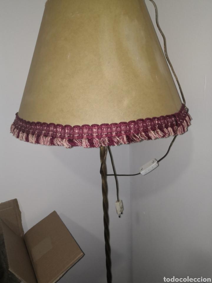 Vintage: Lámpara de pie - Foto 2 - 254593765