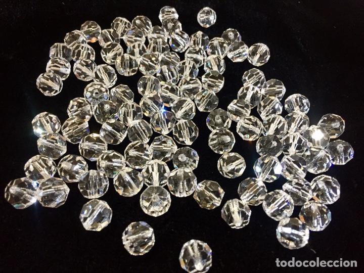 Vintage: Lote de pequeñas lágrimas de cristal. - Foto 6 - 262068590