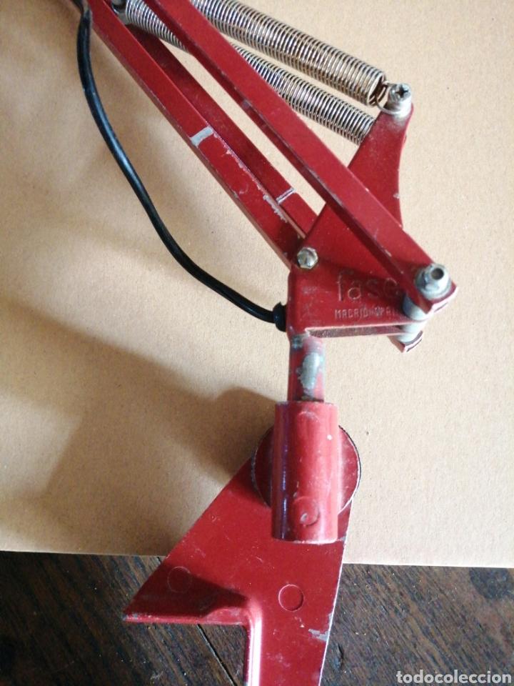 Vintage: Lámpara Fase giratoria ajustable - Foto 4 - 262093150