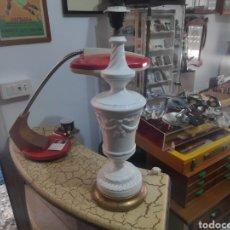 Vintage: LAMPARA VINTAGE CERÁMICA MANISES NAVARRO. Lote 262099995