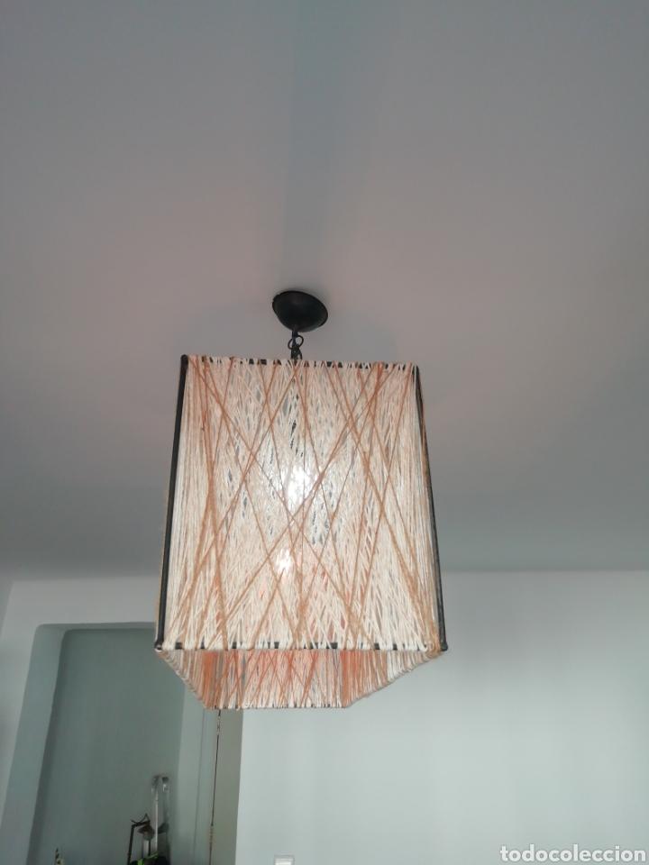 Vintage: Lámpara salón de techo - Foto 3 - 263176390