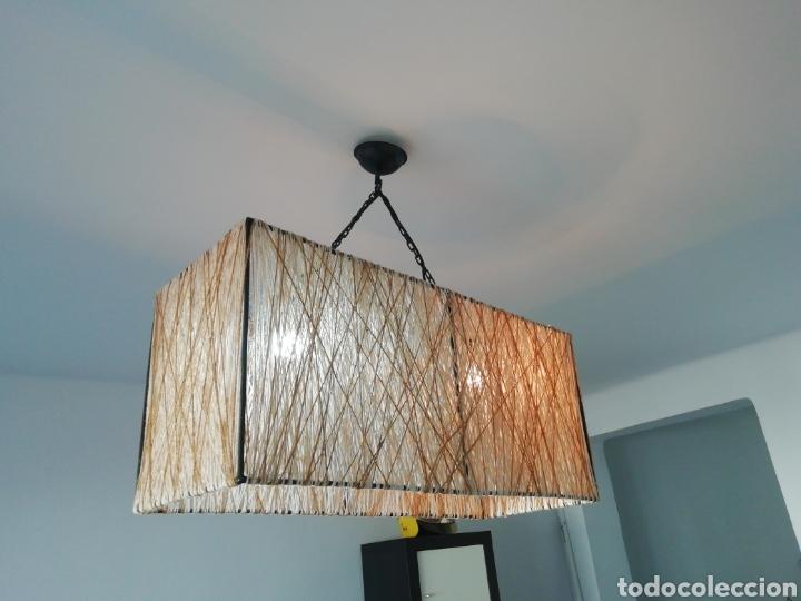 Vintage: Lámpara salón de techo - Foto 6 - 263176390