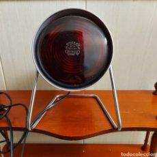 Vintage: LAMPARA INFRAROJOS PHILIPS INFRAPHIL HP3608. Lote 263884385