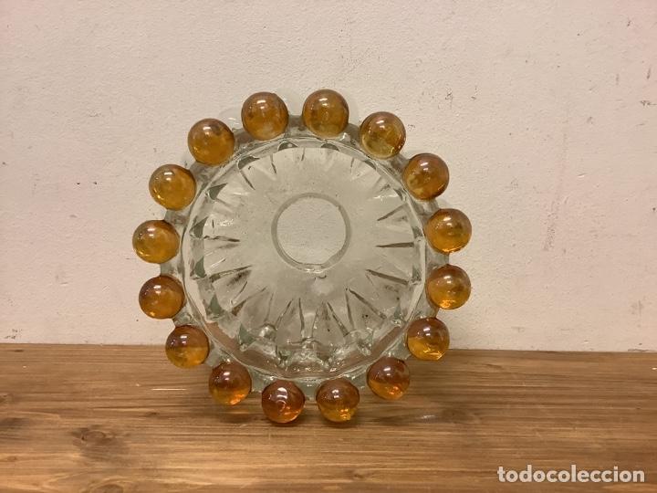 Vintage: PRECIOSA TULIPA DE CRISTAL MURANO - Foto 3 - 268075039