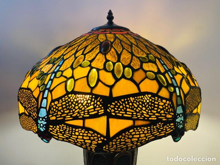 Vintage: Tiffany Dragonfly Lamp - Foto 8 - 268864499