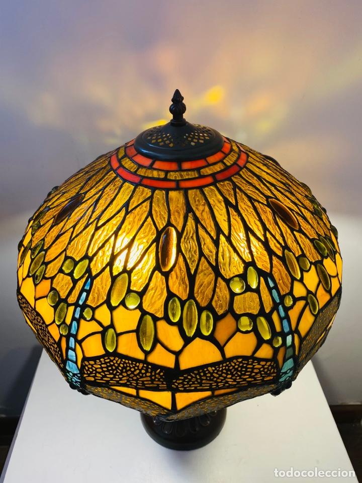 Vintage: Tiffany Dragonfly Lamp - Foto 13 - 268864499