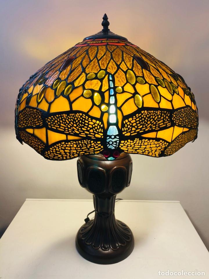 Vintage: Tiffany Dragonfly Lamp - Foto 15 - 268864499