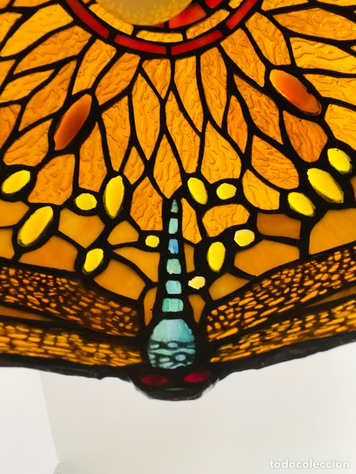 Vintage: Tiffany Dragonfly Lamp - Foto 19 - 268864499