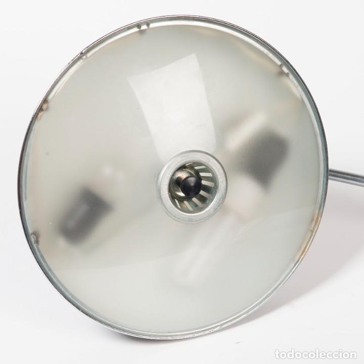 """Vintage: Lampara de mesa española marca """"FASE"""" MODELO PRESIDENT el mas aclamado. Vintage de los años 1960 - Foto 9 - 268871354"""