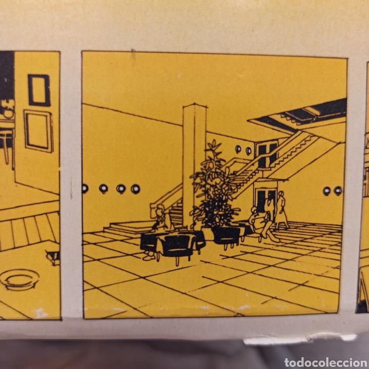 Vintage: Aplique 80s PLANETA Lumiance - Foto 13 - 270926678