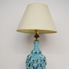 Vintage: MANISES, LAMPARA. Lote 271021453