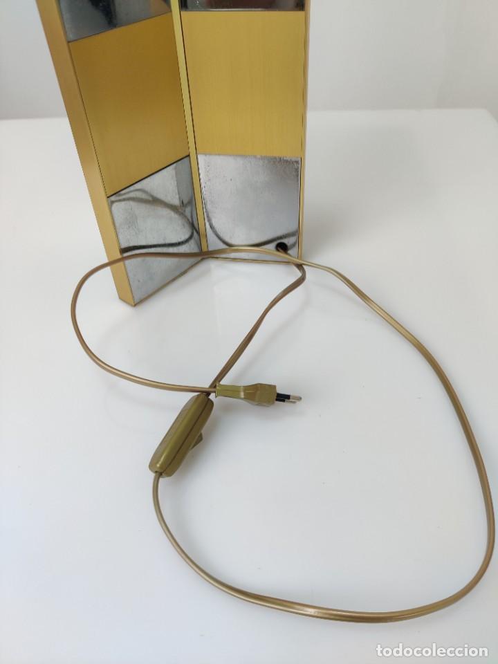 Vintage: Lámpara de mesa Gaetano Sciolari, 1970s - Foto 5 - 277078893