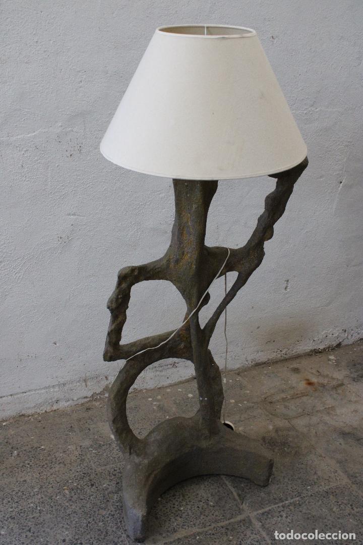 Vintage: lampara de pie subrrealista - Foto 4 - 277104913
