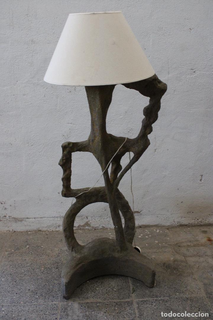 Vintage: lampara de pie subrrealista - Foto 6 - 277104913