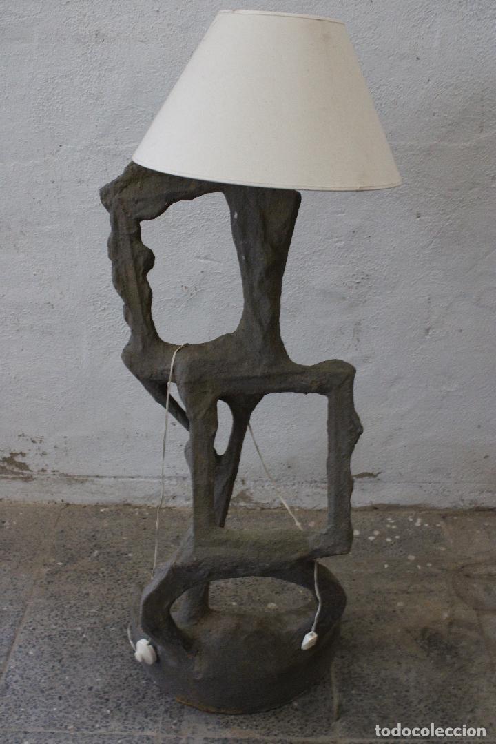 Vintage: lampara de pie subrrealista - Foto 8 - 277104913