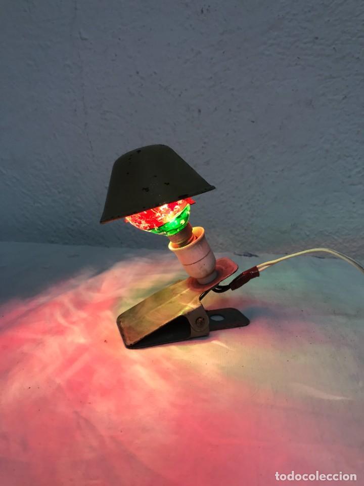 Vintage: ´Bonita lamparita de pinza - Foto 2 - 287986048