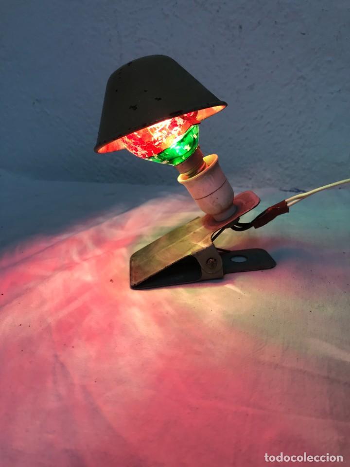 Vintage: ´Bonita lamparita de pinza - Foto 5 - 287986048