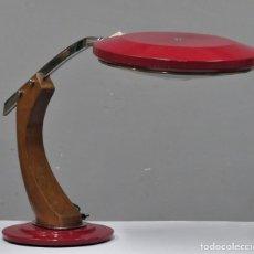 Vintage: LAMPARA FASE PRESIDENT. ROJA. Lote 287996438