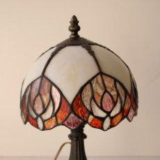 Vintage: LAMPARA TIPO TIFFANY. Lote 295390138